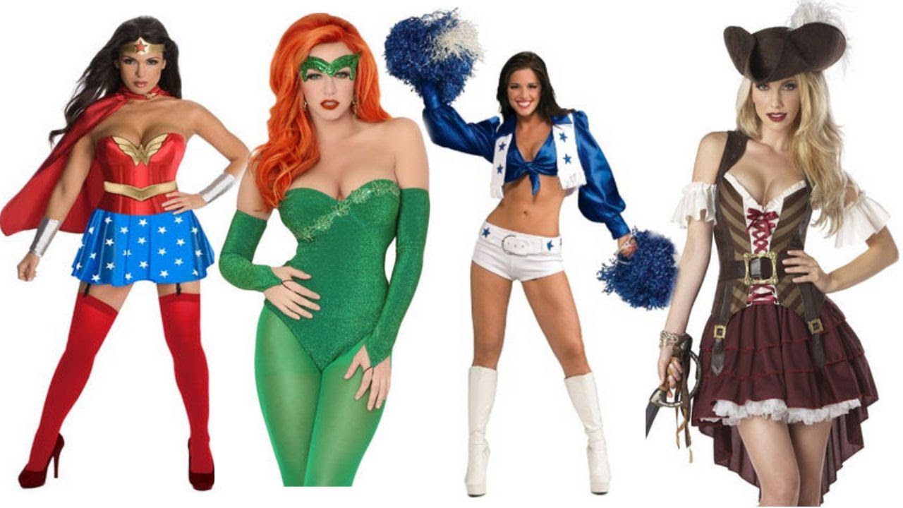 top 8 trendy halloween costumes for women to rock this halloween