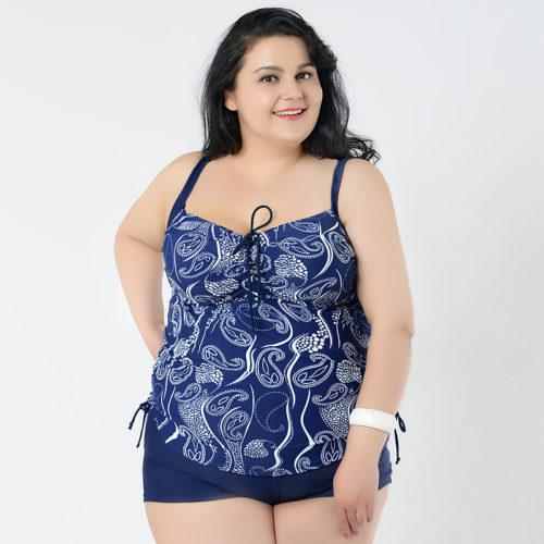 Sexy Plus Size Swimwear