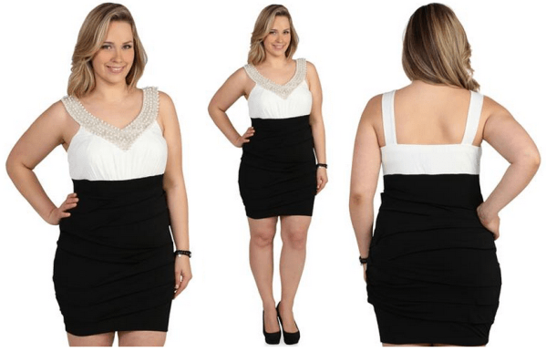 Plus Size Club Dresses