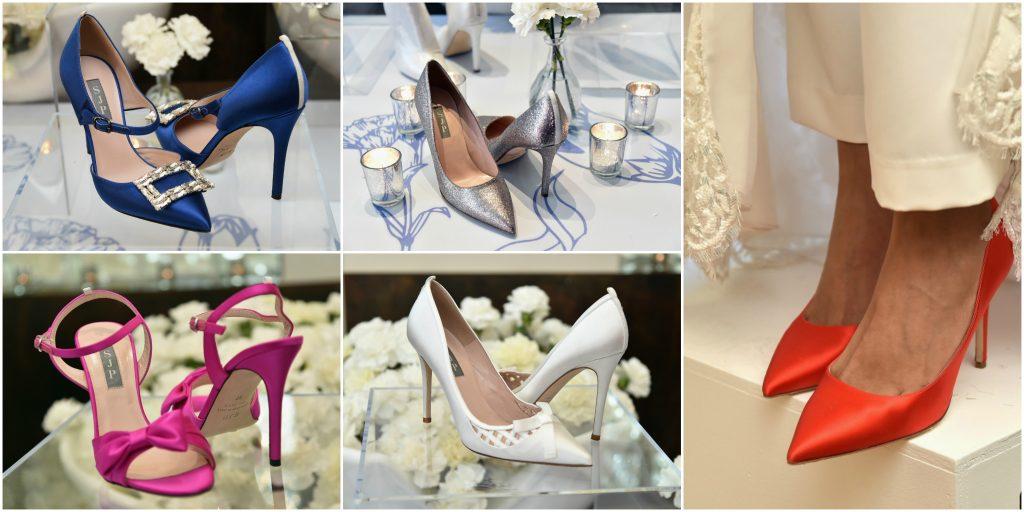SJP Guilt Bridal Shoes