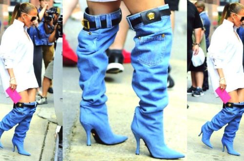 Jeniffer Lopez Footwear
