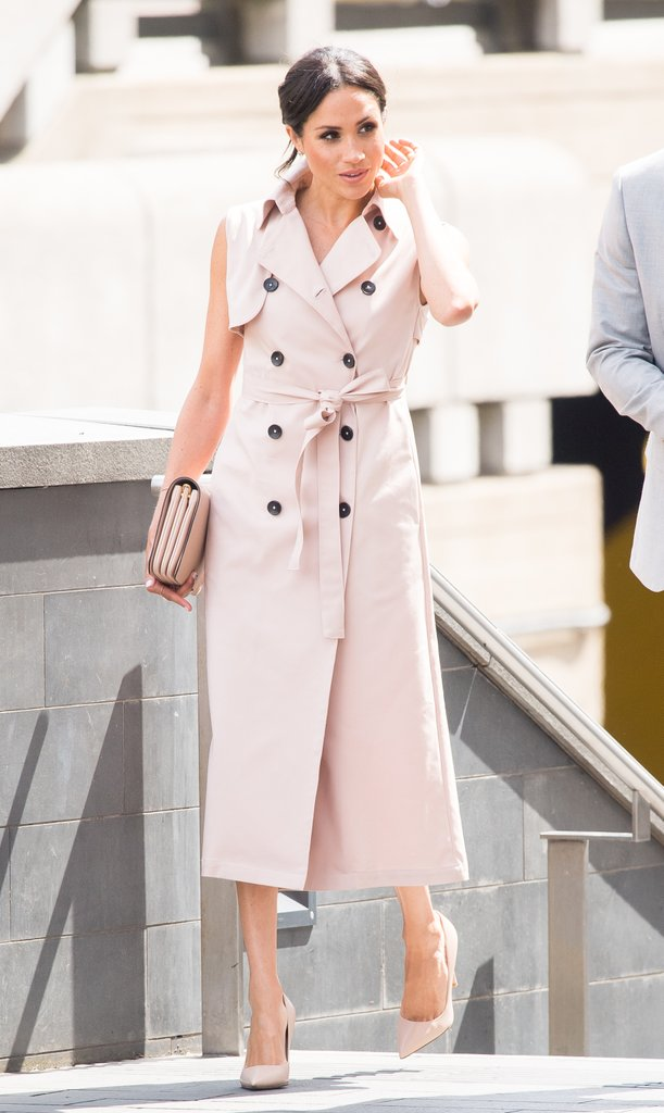 Megan Markle A Pink Affair