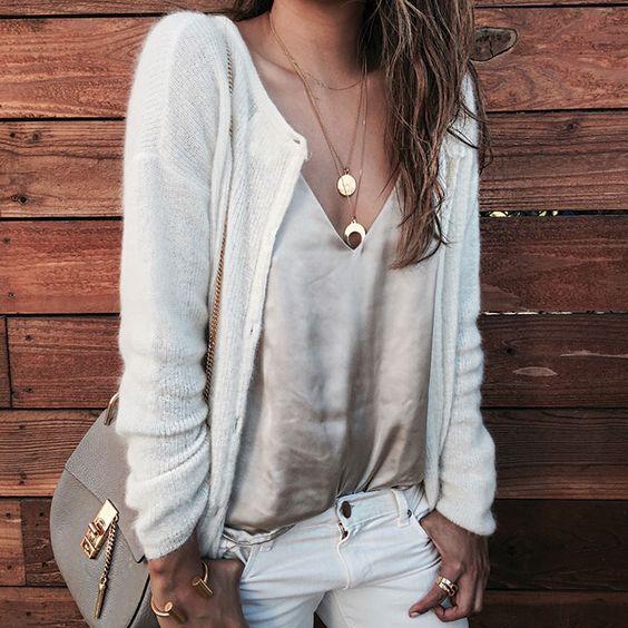 Elegant Layered Nacklace