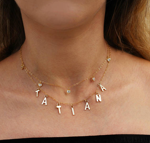 Nacklace style