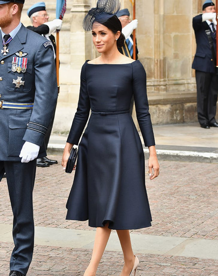 Megan Markle Royally Chic