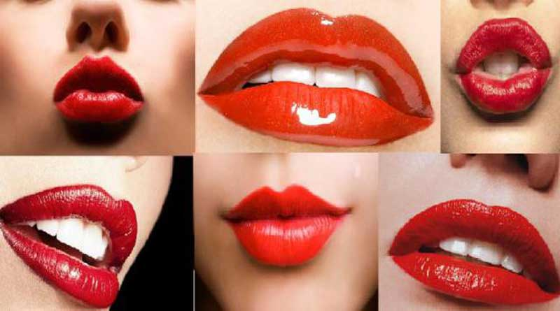 Red Lipsticks Shades