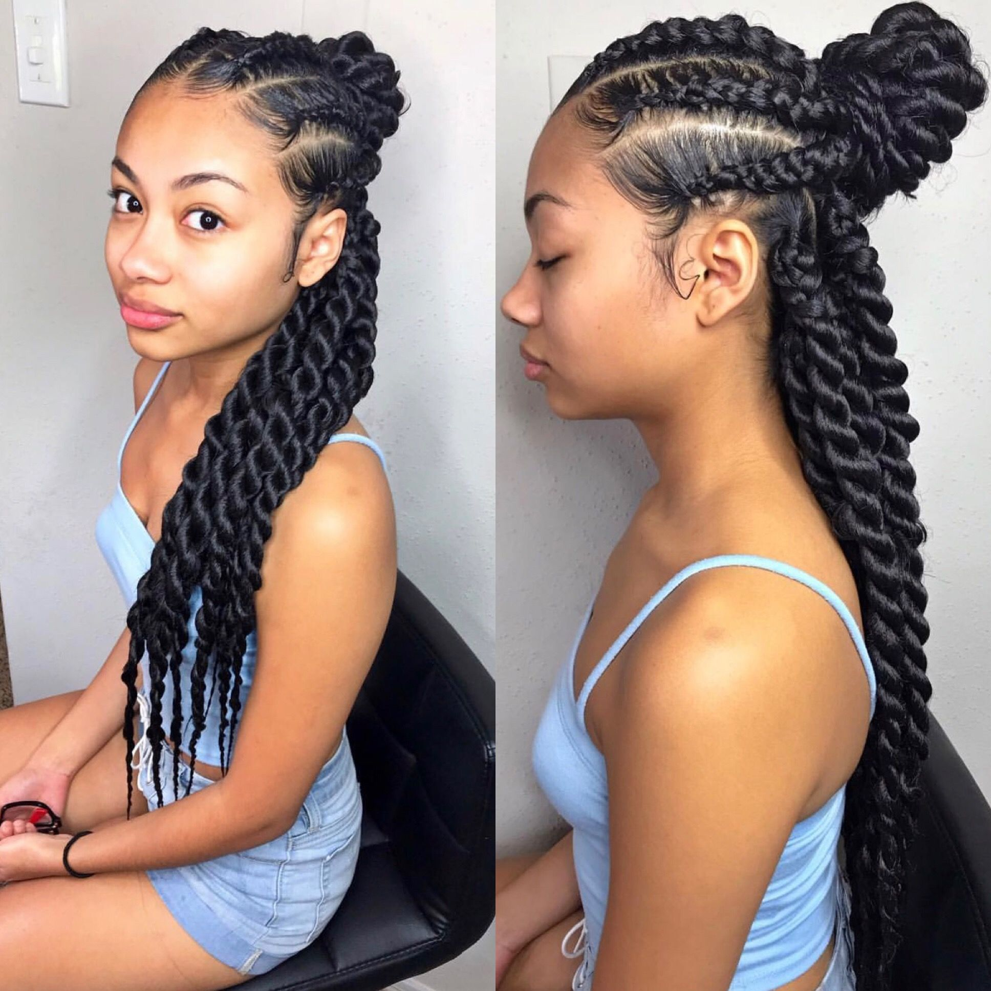 15 Best Braid Hairstyles For Black Women To Try These Days