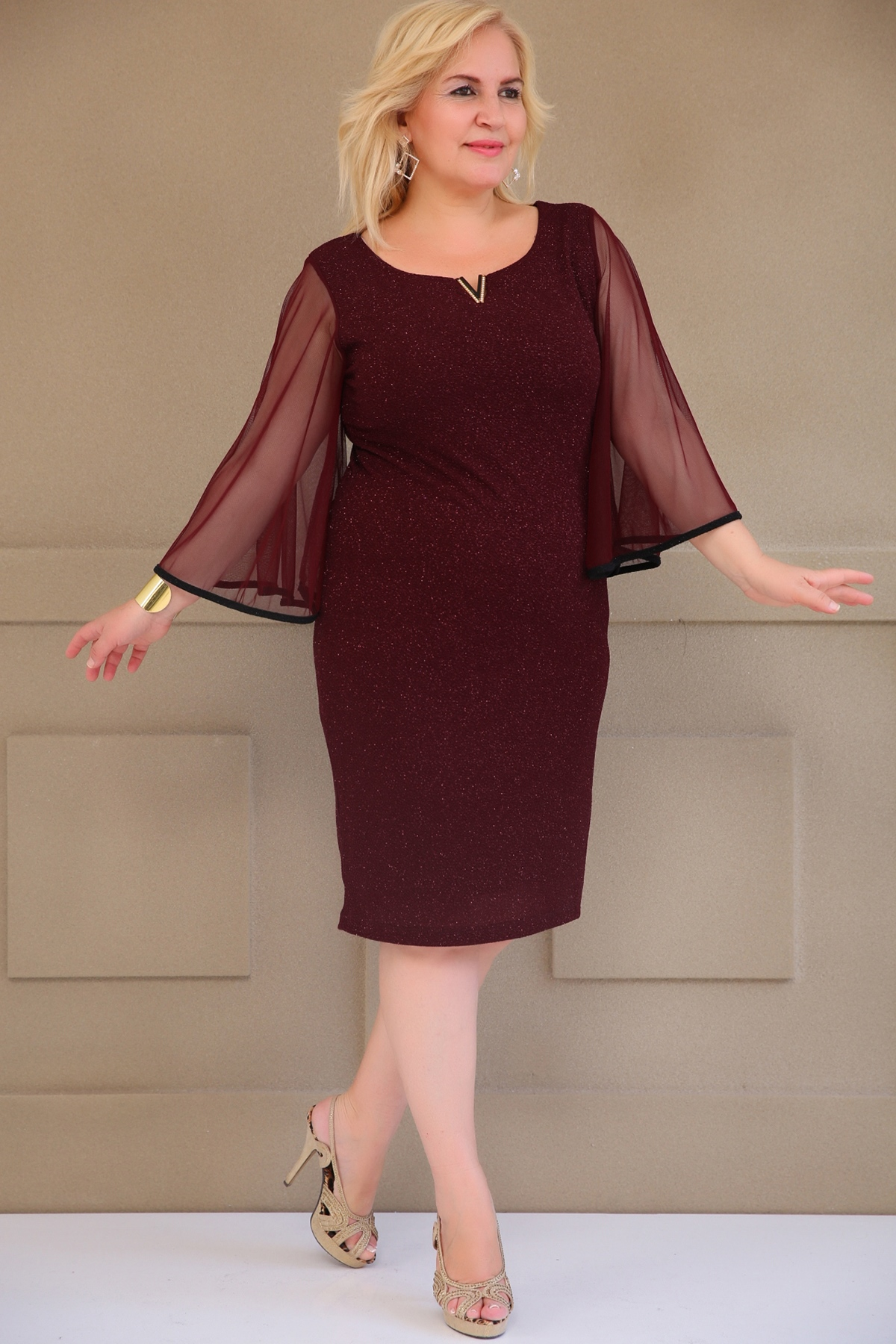 plus size tulle dresses