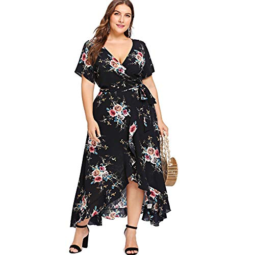Short women maxi dresses