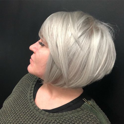 Hairstyle For Women Over 40